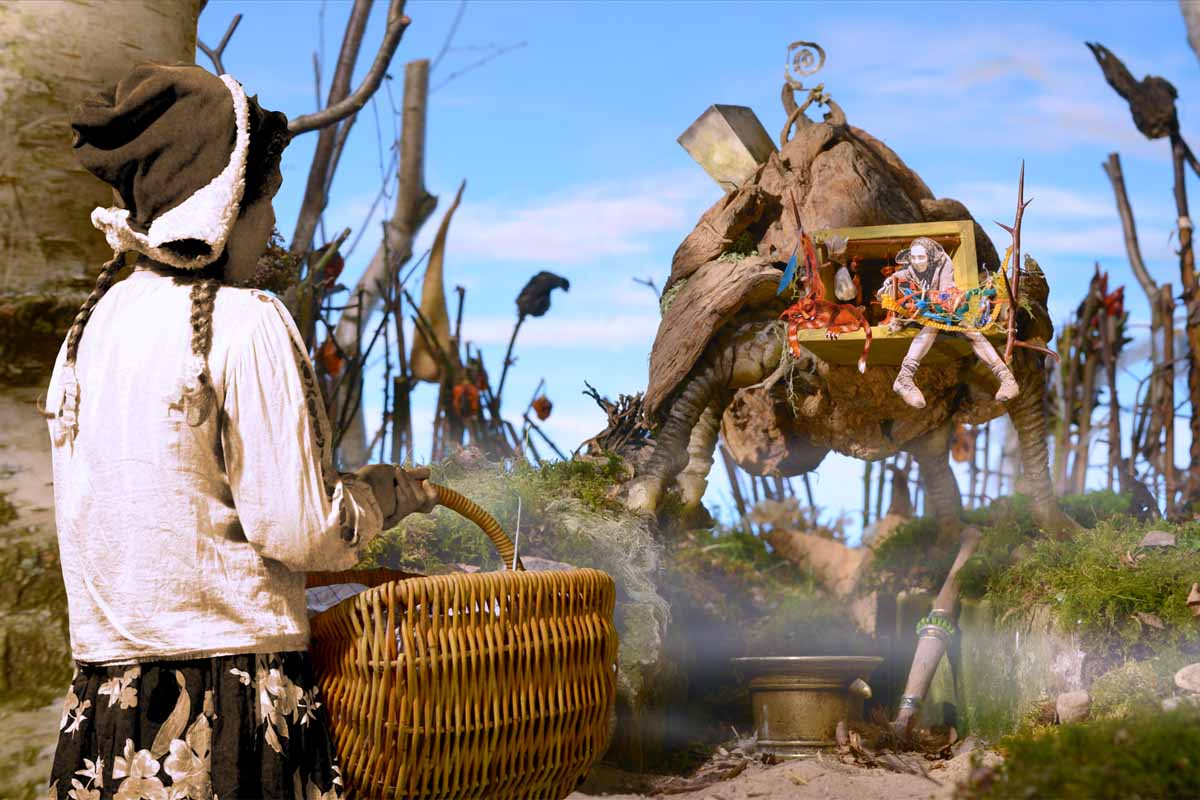 Baba Jaga 2 Kinderfilm
